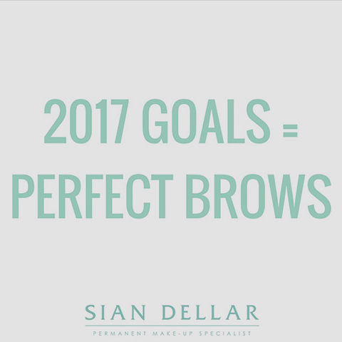 eyebrow microblading London