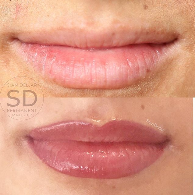 Sian Dellar | Cheat a fuller pout with semi-permanent lip tattooing