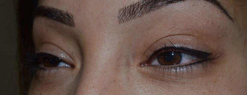 semi permanent eyeliner microblading